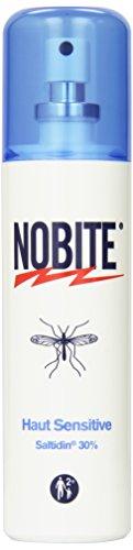 NOBITE Haut Sensitive, Insektenabwehrmittel zum Auftragen auf die Haut (100 ml)
