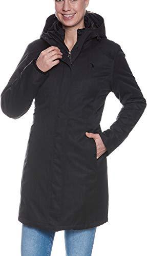 Tatonka Jonno 3in1 Mantel Damen Black Größe EU 40 2020 Jacke