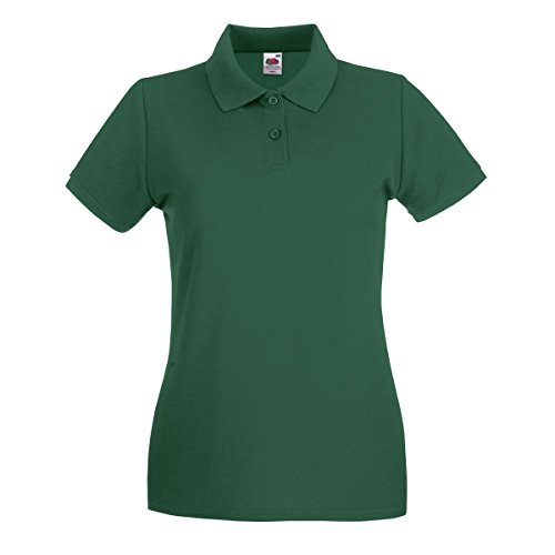 Fruit of the Loom Premium Polo Lady-fit Mujer