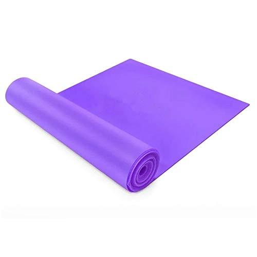 Fancheng Yoga Oefening Banden, 1.5M Pilates Resistance Belt, voor Vrouwen Mannen, Ideaal voor Krachttraining, Yoga,Pilates,Fitness
