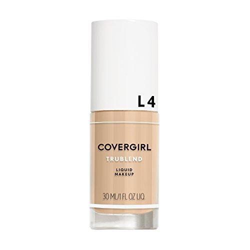 COVERGIRL Trublend Liquid Makeup Classic Beige L4 1 Fl Oz, 1.000-Fluid Ounce