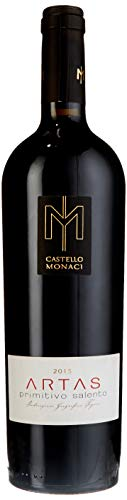 Castello Monaci Artas Primitivo Salento IGT Rotwein trocken (1 x 0.75 l)