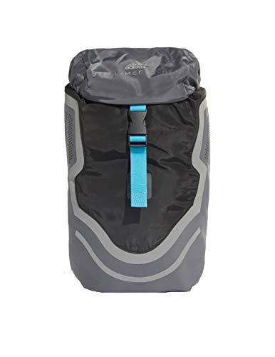 Adidas By Stella McCartney Backpack Running Black/Grey/Intense Blue Neoprene