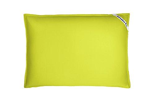 Jumbo Bag 30070-30 Pouf Flottant Polyester Vert Anis 170 x 130 x 30 cm