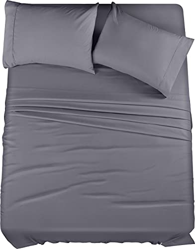 Utopia Bedding Full Bed Sheets Set - 4 Piece...