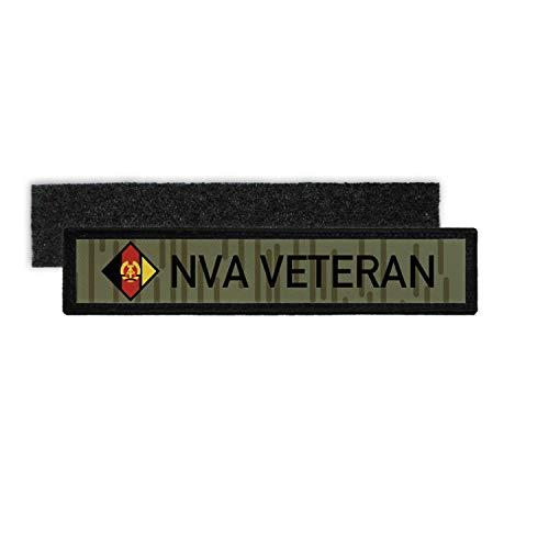 Copytec Namenspatch NVA Veteran Reservist DDR Nationale Volksarmee Aufnäher #27758