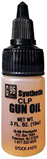 Grizzly G96 Synthetic Clp Gun Oil 0.5Oz