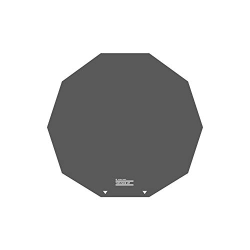 HEIMPLANET Original | The CAVE Groundsheet | Wasserfeste Zeltunterlage für zusätzlichen Schutz für The Cave 2-3 Personenzelt | Unterstützt 1% for The Planet