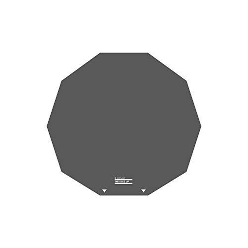 HEIMPLANET Original | THE CAVE Groundsheet | Wasserdichte Zeltunterlage - 5000mm Wassersäule | Zeltboden für THE CAVE 2-3 Personen Zelt