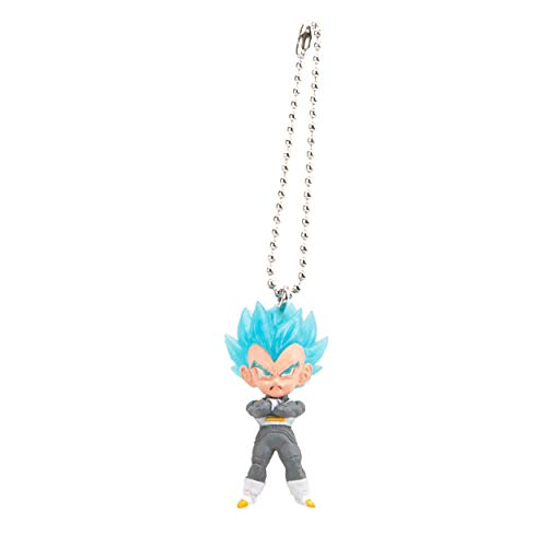 Dragon Ball Kai UDM The Best 11 SSB Vegeta Figur Schlüsselanhänger