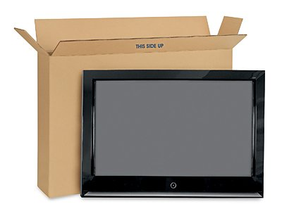 Cheap Cheap Moving Boxes LLC Flat Screen TV Moving Box (TV)