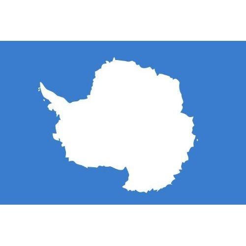 Fahne Flagge Antarktis Grösse 1,50x0,90m