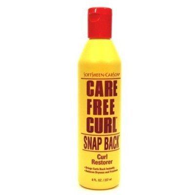 La gratuité des soins Curl Curl Snap Back Restorer 235 ml (pack de 2)