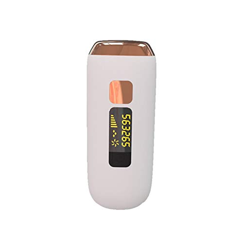 LYHLYH IPL Laser ontharing apparaat pijnloos Photon Mini 500.000 Flashes voor vrouw en man gezicht, benen, Bikini Onderarm Haarverwijderaar en thuisgebruik