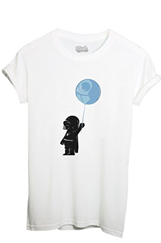 MUSH T-Shirt Baby Darth Vader - Funny by Dress Your Style - Donna-M-Bianca