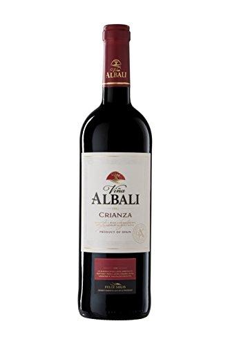 Viña Albali Vino Tinto Crianza DO - Valdepeñas, 75cl