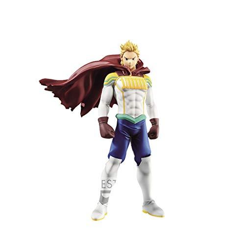 Koki My Hero Academia : Million (Aho Ver.) 18cm PVC Figure Anime Statue Multicolor