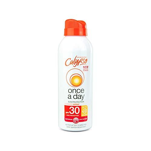 Calypso Once A Day Spray de protección solar