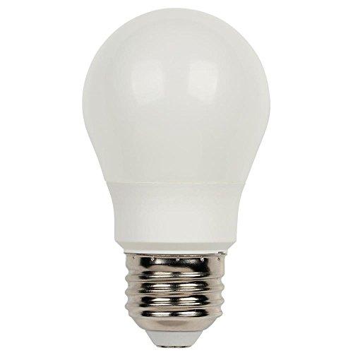 Westinghouse Lighting 4513400 40-Watt Equivalent A15 Soft White LED Light Bulb with Medium Base, Single