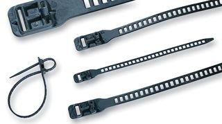 SOFTFIX L-Kabelbinder, SOFTFIX, flexibel, Leiterstruktur, lösbar, TPU (thermoplastisches Polyurethan)