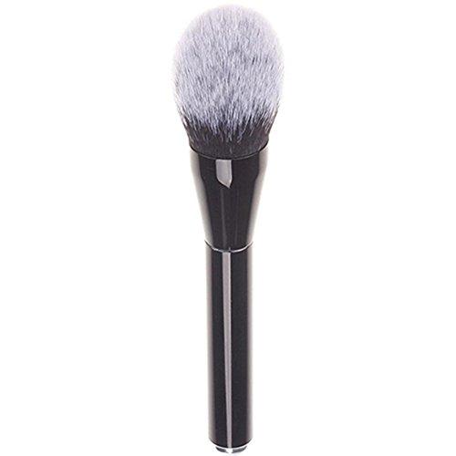 Gemini_mall® Pinceau de maquillage pour fond de teint, parfait pour mélanger liquide, crème ou poudre sans défaut