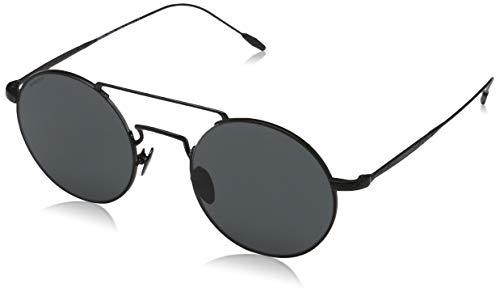 Armani 0AR6072 300187 48 zonnebril voor heren, mat zwart/grijs,