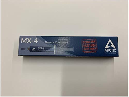 ザワード絶縁タイプ熱伝導グリス4g入MX4-4G