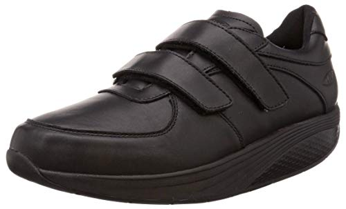 MBT Unisex-Erwachsene Karibu 17 Slip On Sneaker, Schwarz (Black 03), 42 EU