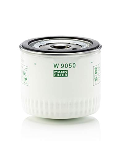 Original MANN-FILTER Filtro de aceite W 9050 – Para automóviles