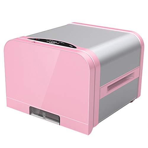 DEAR-JY Caja de Secado de esterilizador de pasteurización UV de ozono 8.5L,Desinfección de Ropa Interior portátil teléfono móvil,para Uso Personal,Cepillo de Dientes,Ropa Interior,mascarilla