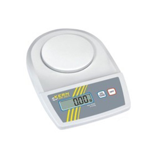 neoLab 5-1106 Batterie-Waage 500 g: 0.1. Wägeplatte 105 mm Durchmesser, Metall