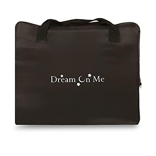 Dream On Me Travel Light Playard, Black
