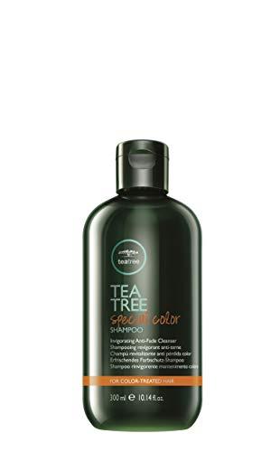 Paul Mitchell Tea Tree Special Color Shampoo - Color Protect Shampoo ideal für coloriertes Haar, Farbschutz-Shampoo für frische, saubere Haare mit Glanz, 300 ml