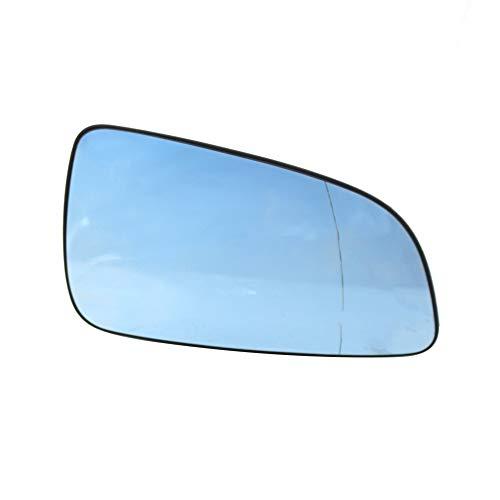 KKmoon Spiegelglas Heizbar Rechts Außenspiegel Rückspiegel für 6428786 13141985 Ersatz für O P E L A S T R A H 2004-2008