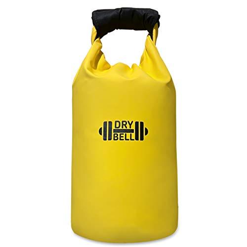 DryBell - Heavy Duty Portable Kettlebell Dumbbell - Sand / Water Weight