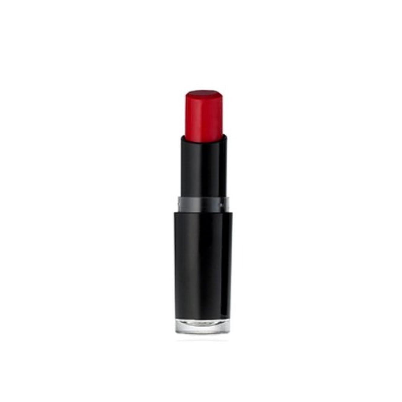 鳩ギャング年(6 Pack) WET N WILD Mega Last Matte Lip Cover - Stoplight Red (並行輸入品)