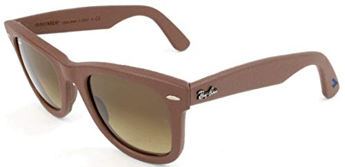 Ray-Ban RB2140QM - 116985 Sunglasses Bronze-Copper Brown w/ Brown Gradient Lens 50mm