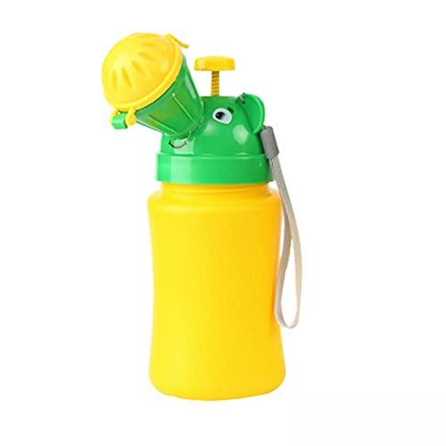 BAWAQAF 휴대용 아기 위생 화장실 우리날 소년 냄비 야외 자동차 여행 안티 리키지 포티 키즈 편리한 화장실 훈련 포티