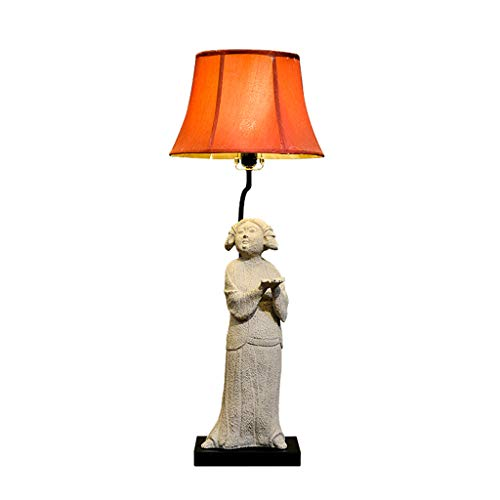 Home Improvement/Lighting & Ceiling Fans/Lamp Table Lamp Classical Chinese Table Lamp Decorated Living Room Study Bedroom Bedside Table Lamp Art Antique Court Table Lamp Best Gift