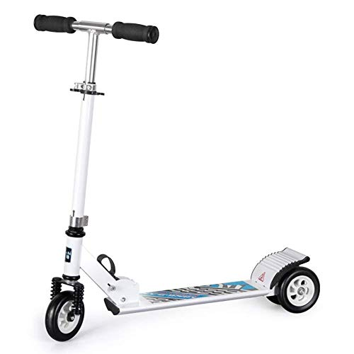 Best Price GUOYUN Foldable Stunt Scooter for Children, Height-Adjustable Urban Scooter | Kick Scoote...