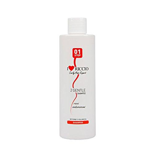I love riccio 2Gentle Shampoo delicato volumizzante per capelli ricci sottili