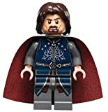 LEGO Lord of the Rings: ARAGORN Gondor Armour version (2013) Minifigure by LEGO