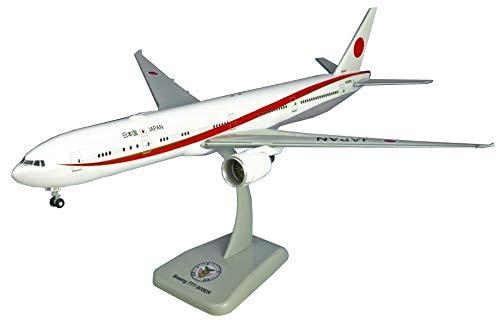 hogan Wings 1/200 B777-300ER 日本国政府専用機 ランディングギア/スタンド付属 完成品