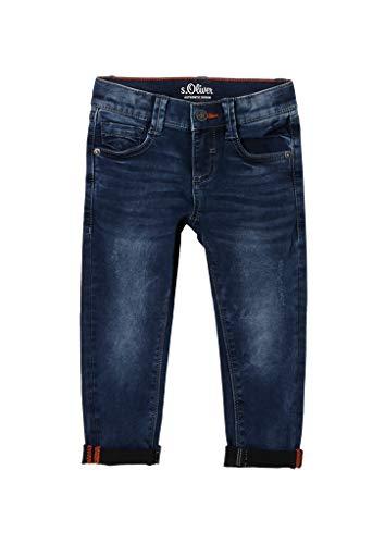 s.Oliver Junior Jungen 404.10.010.26.180.2058437 Jeans, 57Z5, 128-REG