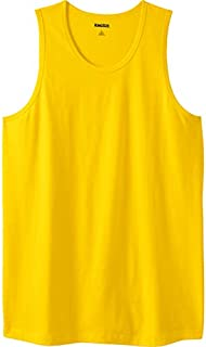 KingSize Men's Big & Tall Shrink-Less Lightweight Tank