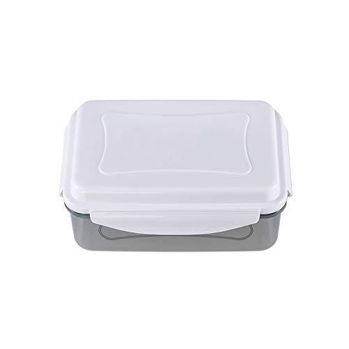 Fiambrera Nevera DELUXE · Recipiente Hermético con 1'5 Litros con Acumulador de Frío · Apto para Microondas, Lavavajillas y Congelador