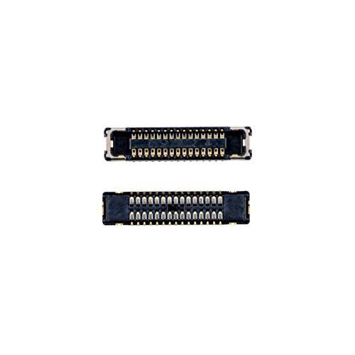 HOUSEPC Pantalla del Conector del LCD Pantalla En La Placa Base para El iPhone 6 Conector Fpc LCD