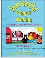 Successful Puppet Making 1880892995 Book Cover