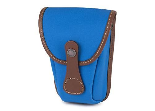 Billingham AVEA 7 Camera Pocket (Imperial Blue Canvas/Tan Leather)