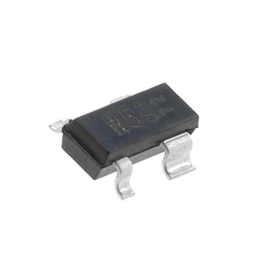 8X BCR401R Driver LED controller 60mA Channels: 1 1.2-18V SOT143R INFINEON TECHN